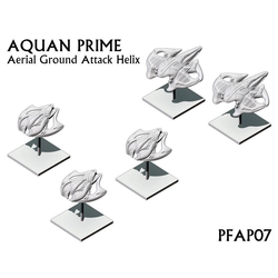 Firestorm Planetfall - Aquan Prime Ground Attack Helix