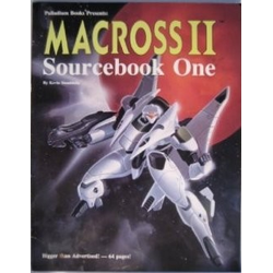 Macross II: Sourcebook One (Begagnad)