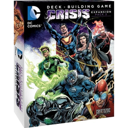 DC Comics Deck-Building Game: Crisis Expansion 3