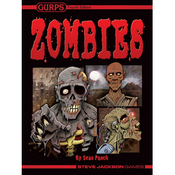 GURPS 4th ed: Zombies