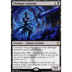 Magic löskort: Dragons of Tarkir: Silumgar Assassin