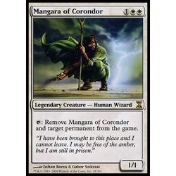 Magic löskort: Time Spiral: Mangara of Corondor (fransk)