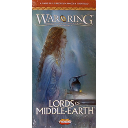 War of the Ring 2nd ed: Lords of Middle-Earth
