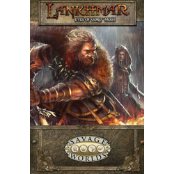 Lankhmar: City of Thieves Collector's ed (Savage Worlds)