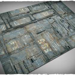 DCS Game Mat Space Hulk 4x6 ~ 122x183cm (Mousepad)