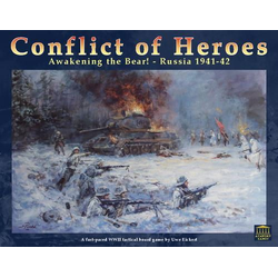 Conflict of Heroes: Awakening the Bear 1st Ed