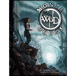 Monte Cook´s World of Darkness (Begagnad) )
