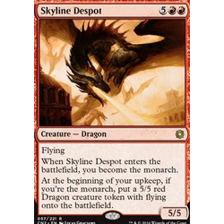 Magic löskort: Conspiracy: Take the Crown: Skyline Despot
