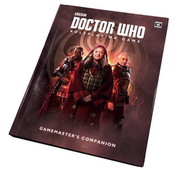 Doctor Who: The Gamemaster's Companion
