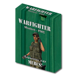 Warfighter: Modern PMC Expansion 47 – Mercs