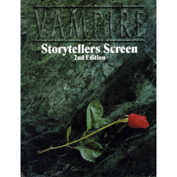 Vampire: The Masquerade: Spelledarskärm, 2nd Edition