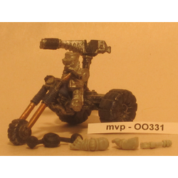 Squats: Heavy Weapons Trike with Multimelta (Metall, Begagnad)