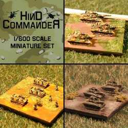 Hind Commander: US Armour pack 1