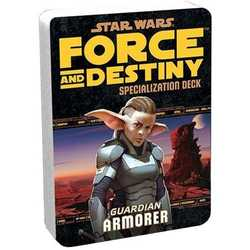 Star Wars: Force and Destiny: Specialization Deck Armorer