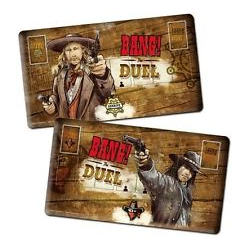 Bang! The Duel - Playmats