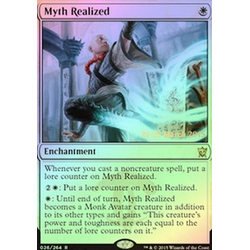 Magic löskort: Dragons of Tarkir: Myth Realized (prereleasefoil)