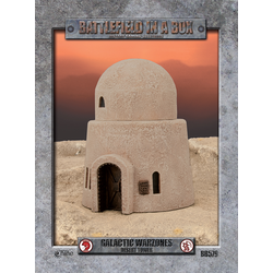Battlefield in a Box: Galactic Warzones Desert Tower