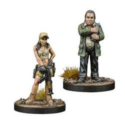 The Walking Dead: All Out War - Rosita & Eugene
