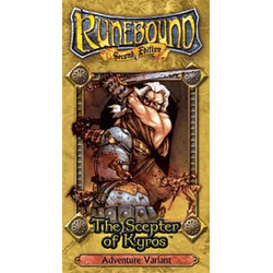 Runebound 2nd ed: The Scepter of Kyros (utan förpackning och regelblad)