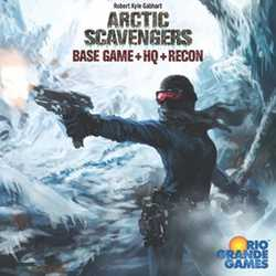 Arctic Scavengers (Base Game + Recon & HQ exp.)