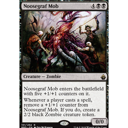 Magic löskort: Battlebond: Noosegraf Mob