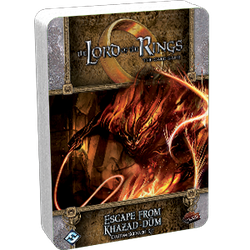 Lord of the Rings LCG: Escape from Khazad-dûm