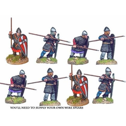 Norman Spearmen in Chain I (8)