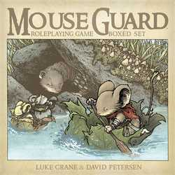 Mouse Guard RPG Boxed Set (2:nd Ed)