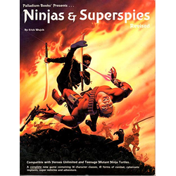 Ninjas and Superspies