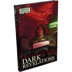 Arkham Horror: Dark Revelations (novell)