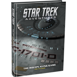 Star Trek Adventures: Collector's Edition Core Rulebook