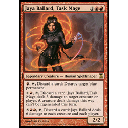 Magic löskort: Time Spiral: Jaya Ballard, Task Mage