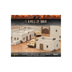 Small Desert Houses