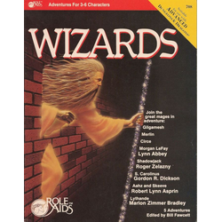 ADD: Role Aids, Wizards (1983)