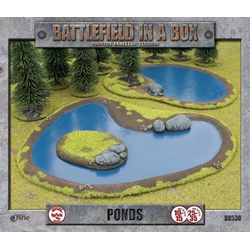 Battlefield in a Box: Ponds