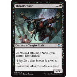 Magic löskort: Modern Horizons: Throatseeker