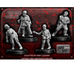 German Zombies (SHS) Pack 1