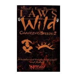 Mind's Eye Theatre: Laws of the Wild: Changeling Breeds 2