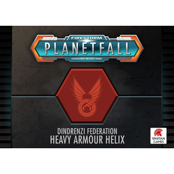 Firestorm Planetfall - Dindrenzi Federation Heavy Armour Helix