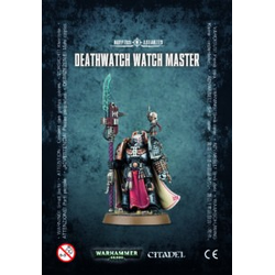 Space Marine Deathwatch Watch Master