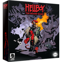 Hellboy: The Board Game (Agent pledge)