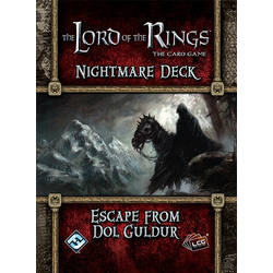 Lord of the Rings LCG: Escape from Dol Guldur Nightmare Deck