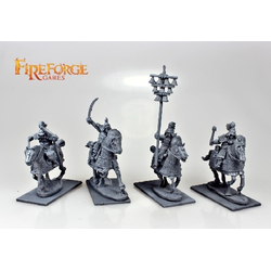 Fireforge Mongol Heavy Cavalry Command (4)