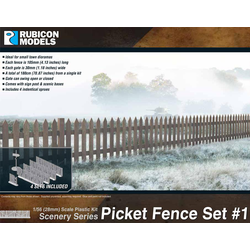 Rubicon: Picket Fence