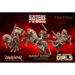 Sisters of the Orphanage: Mounted Knights - Command