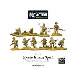 Imperial Japan Inantry Squad (10)