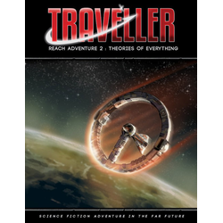Traveller 4th ed: Theories of Everything (Reach Adventure 2 )