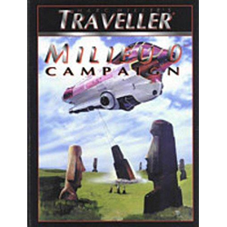 Traveller 4th ed: Milieu 0 Campaign