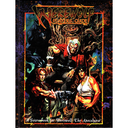 Werewolf: The Apocalypse - Player´s Guide (Inbunden)