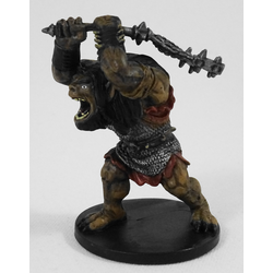 D&D Miniatures Game: Ogre War Hulk